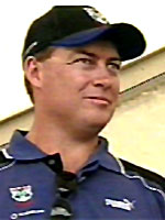 Warriors Coach Daniel Anderson
